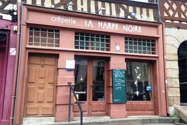 La Harpe Noire