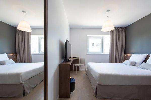 Hôtel Eco Nuit Saint-Nazaire