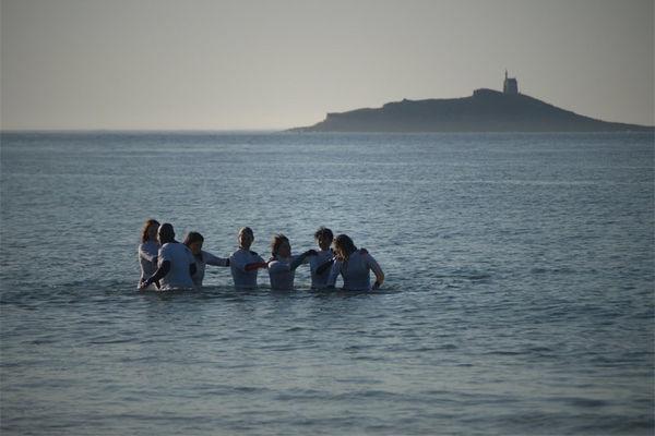 Natation Cap Mer