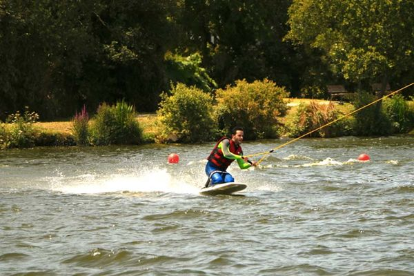 Wakepark Advance Ride