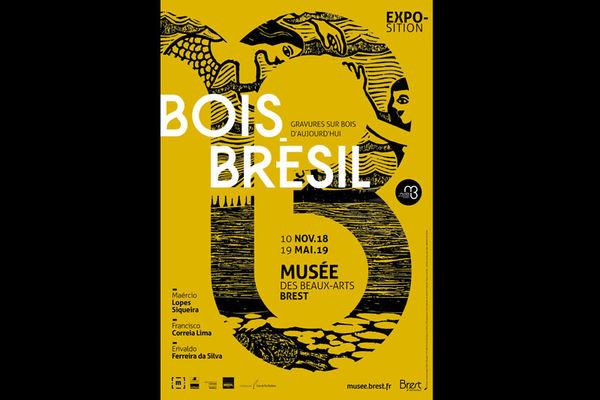 Exposition Bois Brésil