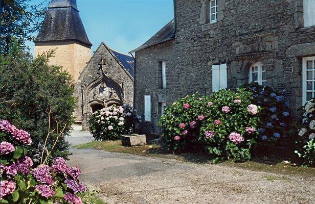 Vieux bourg - taupont - ploermel - broceliande