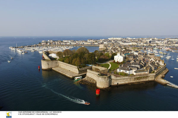 Ville close de Concarneau
