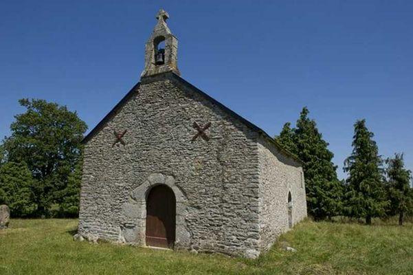 chapelle st michel ménéac