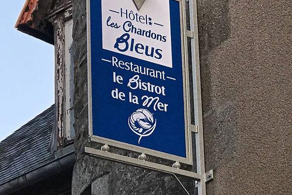 Hôtel - restaurant Les Chardons Bleus