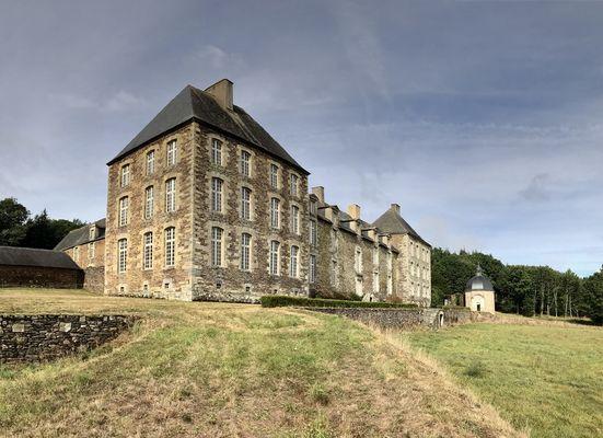 chateau-de-Coetbo Guer Brocéliande