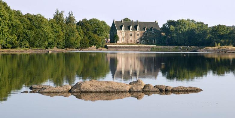 château de Comper Destination Brocéliande