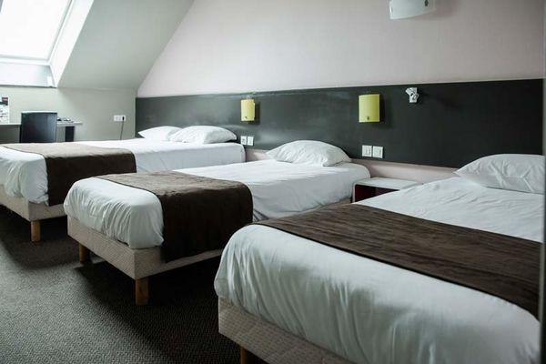 Brit Hotel au Relais du Vern