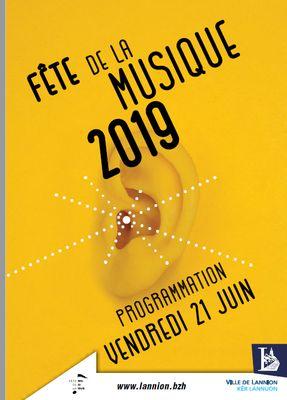 fête musique 2019