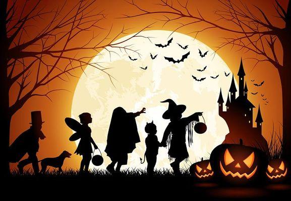 Le Guilvinec fête Halloween - Pays Bigouden