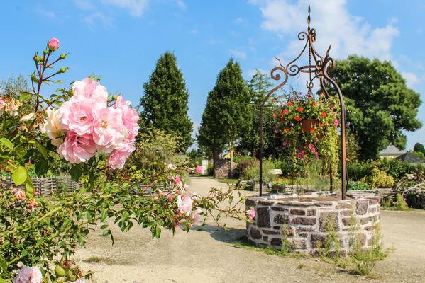 Jardin médiéval Bédée
