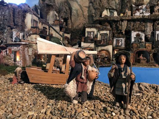 Village italien animé Guer Destination Brocéliande