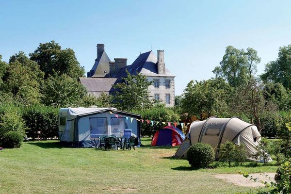 Castels Camping des Ormes, Domaine & Resort