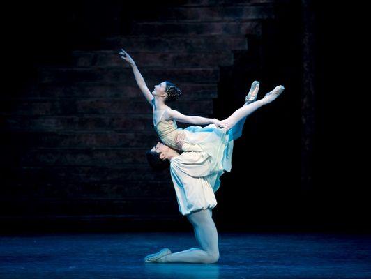 Ballet - Roméo et Juliette - Royal ballet opéra - Ploërmel - Morbihan