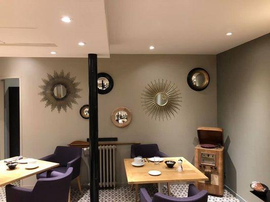 salle restauration - le cobh - Ploërmel - Bretagne