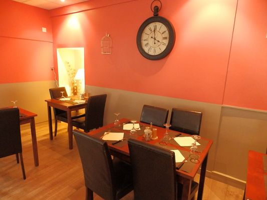 table restaurant_la_sperenza_pleumeleuc