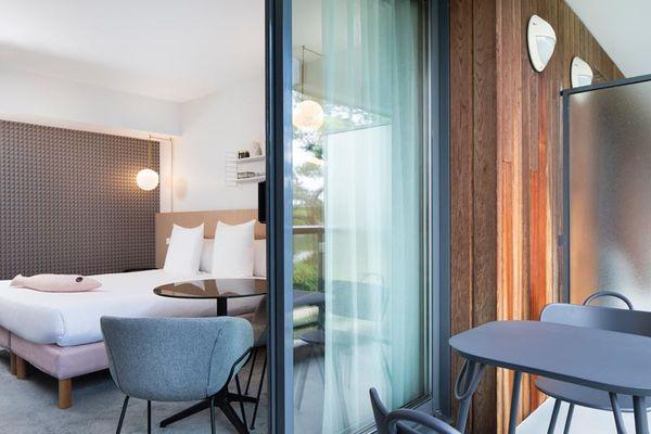 Hôtel-Restaurant Les Rives du Ter