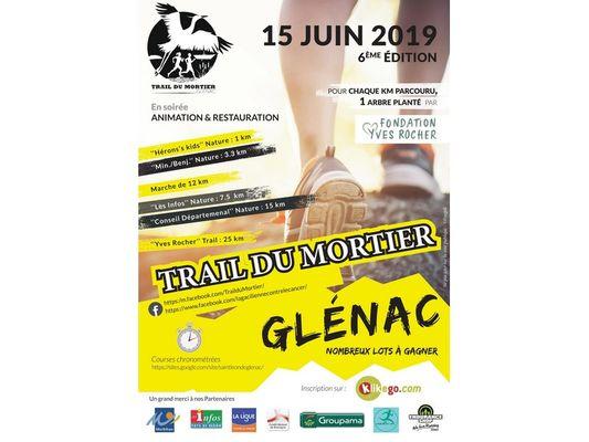 Trail du mortier La Gacilly Destination Brocéliande