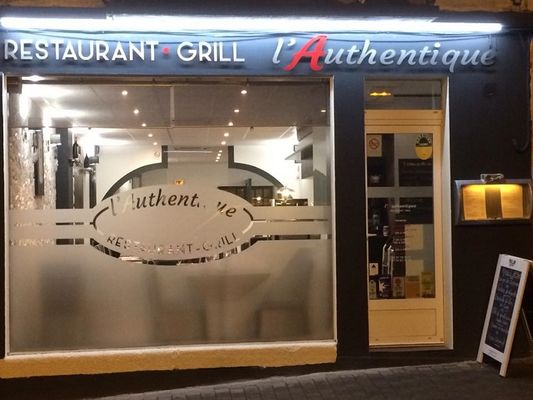 Restaurant - l'authentique - Ploërmel