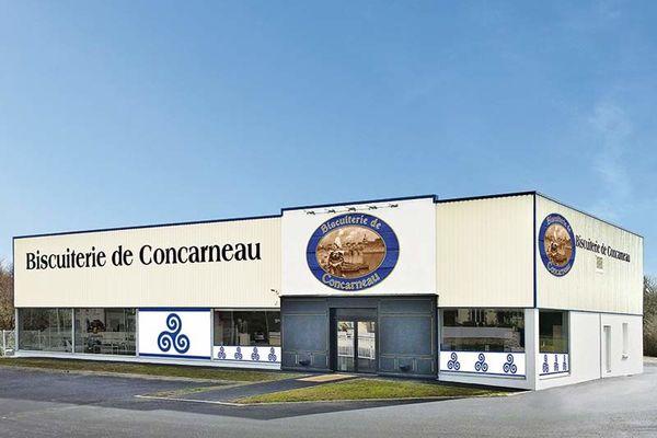 Biscuiterie de Concarneau