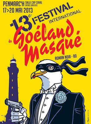 13eme festival du goeland masque