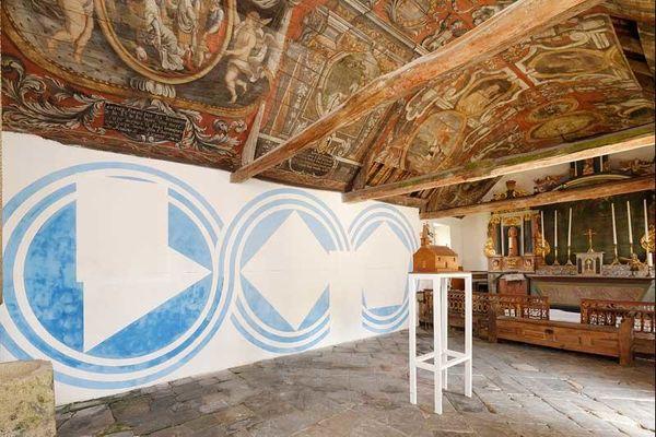 L'art dans les chapelles