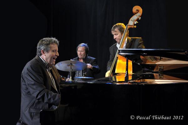 Philippe Duchemin Trio 10/11/2012