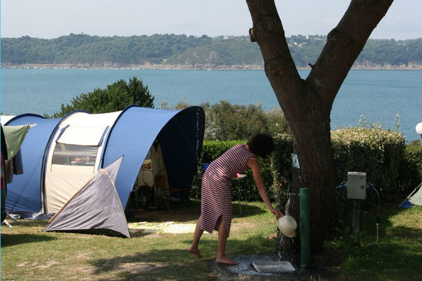 Camping Le Châtelet