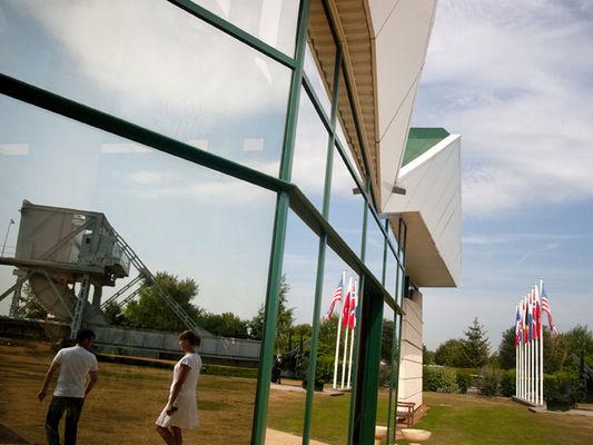 Musée mémorial Pégasus à Ranville
