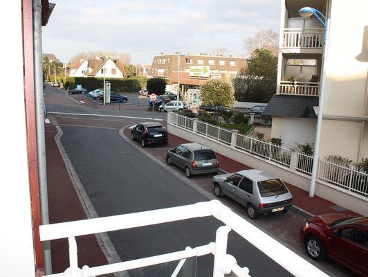 Meublé Leborgne balcon centre ville
