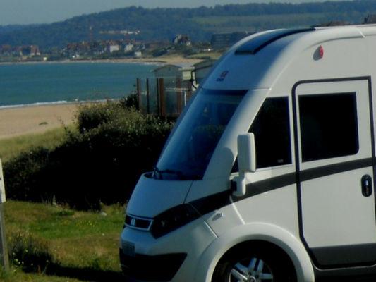 Oasis Camping - Merville Franceville - c-car