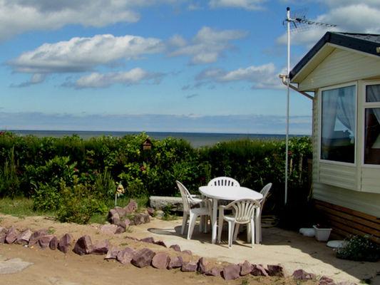 Oasis Camping - Merville Franceville - mobil home 3