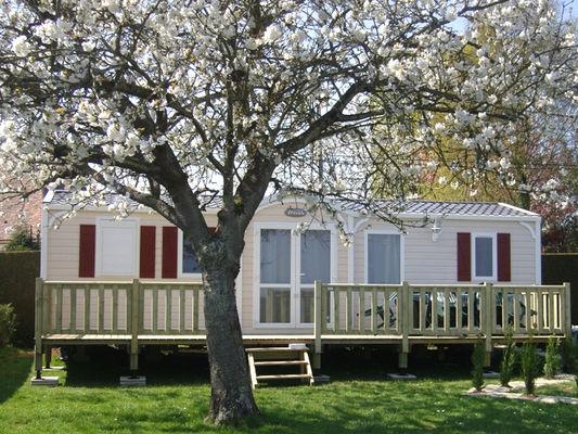 Camping du Clos Tranquille - Gonneville en Auge - mobil home