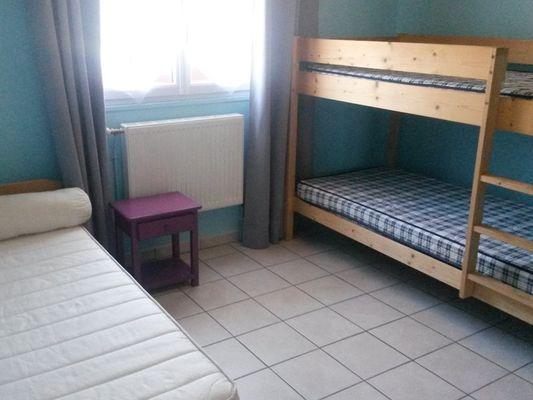 Chez Daniel et Véronique chambre triple