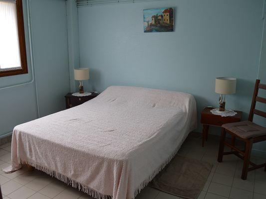 Chez Mme Ragot - la chambre