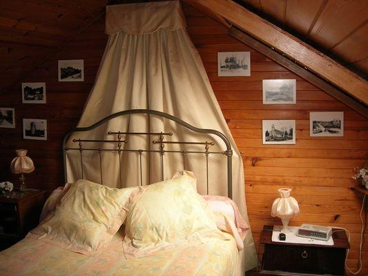 Chez Mado chambre double vintage