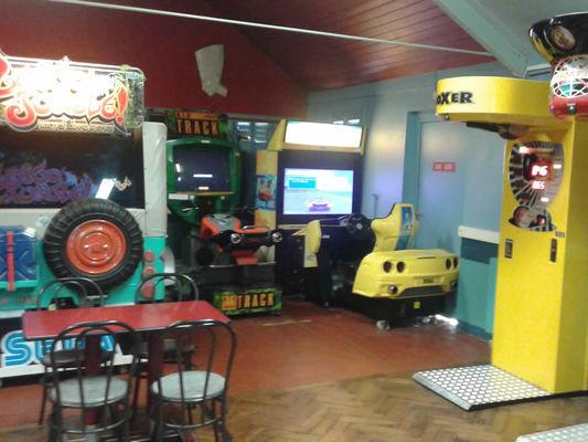 Jeux divers arcades