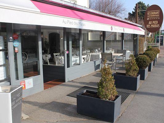 Restaurant_gastronomique_Thierry_Ramard_Cabourg_Varaville_au pied des marais