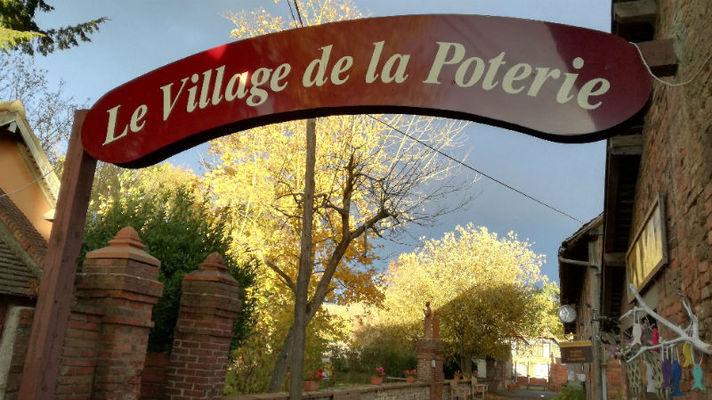 Village-Poterie