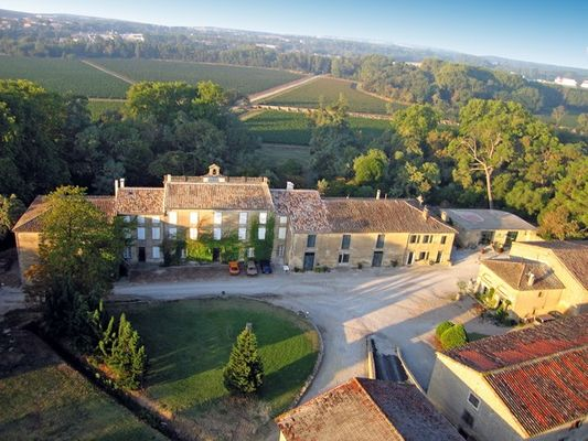 CHATEAU AUZIAS PARETLONGUE