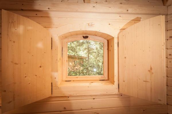 Cabanes dans les bois - Villalier_15