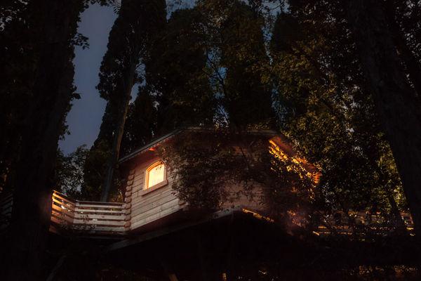 Cabanes dans les bois - Villalier_19