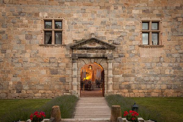 Chateau des ducs de joyeuse - Couiza_1