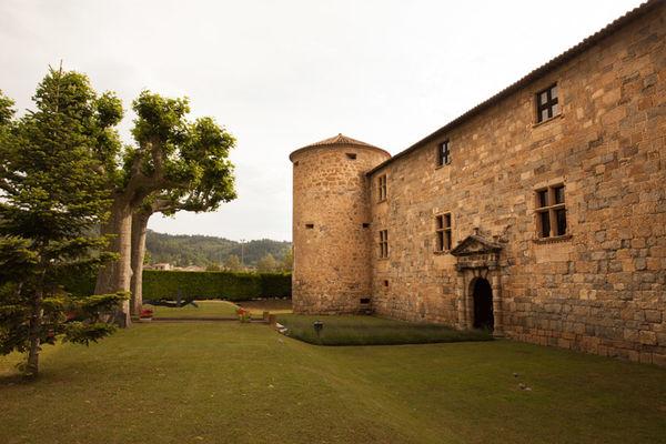 Chateau des ducs de joyeuse - Couiza_19