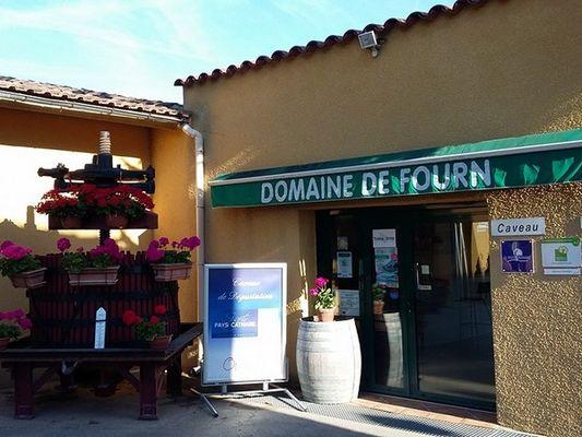 DOMAINE DE FOURN