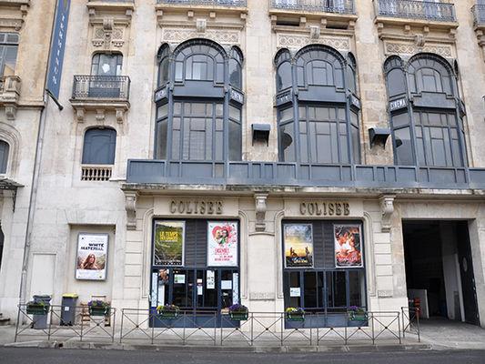 cinéma Le Colisée à Carcassonne