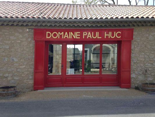DOMAINE PAUL HUC