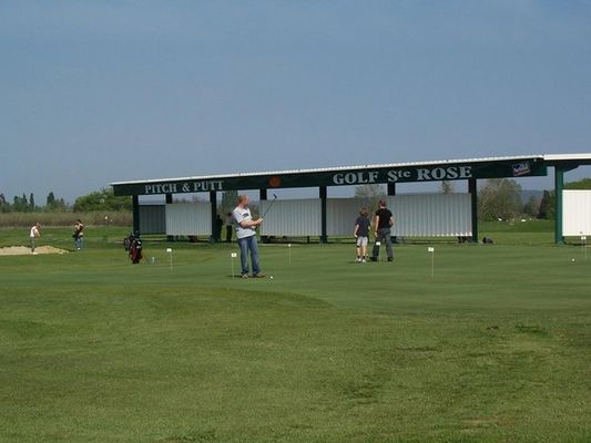 GOLF SAINTE ROSE