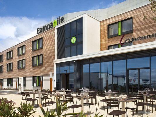 HOTEL GRIL CAMPANILE CARCASSONNE EST