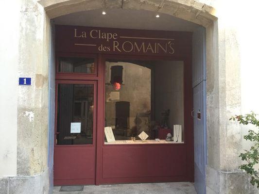 LA CLAPE DES ROMAIN'S
